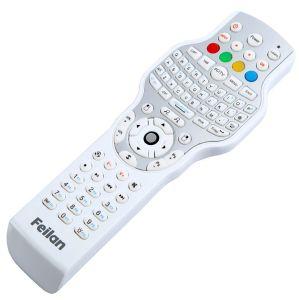 China Set-Top Box Remote with 2 4G Wireless Mini Keyboard + Jogball