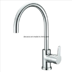 Kitchen Swiveling Sink Water Faucet (DCS-806) pictures & photos