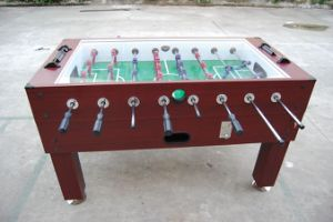 Professional Coin Operated Soccer Table (COT005) pictures & photos
