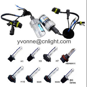 Pair 9005 9006 Xenon HID Headlight High Low Beam Halogen Bulbs 6500K White 55W
