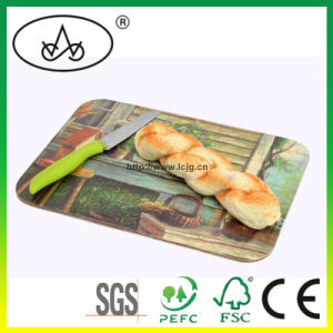 Promotional Sushi/Bread/Cheese Cutting Board with Natural Bamboo