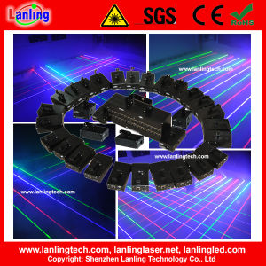 32lens RGB Laser Net/ Curtain Club Stage Light pictures & photos
