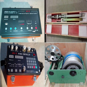 Resistivity Well Logging, Natural Gamma Well Logger, Sp Logging Tester, Geologger, Geophysical Logging Tools, Gamma Ray Logging, Well Log, Borehole Log pictures & photos