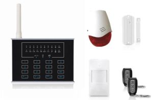Touch Keypad GSM Alarm System with LED Display (ES-2024GSM) pictures & photos