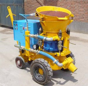 Risen Dry-Mix Shotcrete Machine (PZ-3) pictures & photos