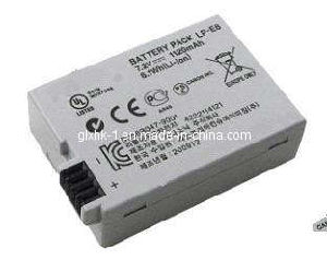 Rechargeable Digital Camera Battery for Canon EOS 550d