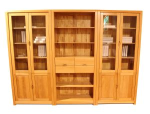 Exceptionnel Modern Wooden Painting Office Book Cabinet (p5)