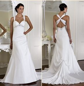 Wedding Dress & Wedding Gown&Bridal Dress (DX0023)