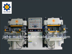 Customed Type Rubber Transfer Molding Press pictures & photos