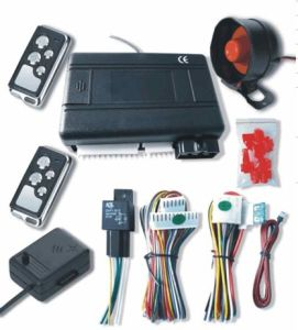Car Alarm with Engine Start Lxcl898sb