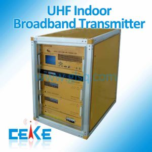 Terrestrial Digital TV UHF Indoor Wide-Bamd Frequency Transmitter (CKUB-T400)