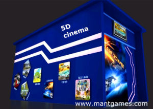 Indoor Playgrounde 3D 5D 7D Cinema Equipment (MT-6004) pictures & photos