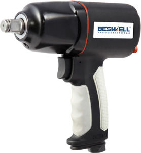 "1/2 "" Mini Size Composit Twin Hammer Air Impact Wrench pictures & photos"