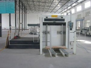 Manual Platen Diecutting Machine