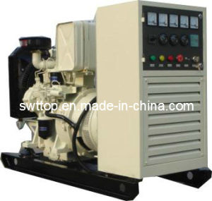 2016 New Type Chinese 24kw Ricardo Diesel Generator Set with Cheap Price and Good Service and Ce for Promotion! pictures & photos