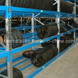 4s Auto Store Warehouse Tire Rack Tyre Shelf pictures & photos