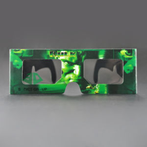 Paper Circular Polarized 3D Glasses (SNCPL 015)