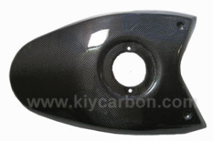 Carbon Fiber Tank Cover for Ducati Hypermotard 1100/1100s 2007-2008 pictures & photos