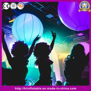 Theme Party Decor Inflatable Ball with The Changeable LED