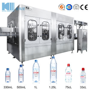 Complete Drinking Water Filling Line for All Kind of Bottles pictures & photos