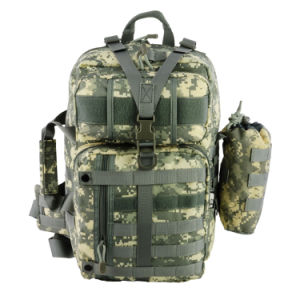 50L Single Shoulder Army Military Tactical Rucksack Hiking Camping Bag Camo  Trekking Backpack db9b9a21c8986