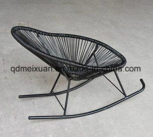 Wholesale Outdoor Leisure The Cane Makes up Furniture The New Lazy Cane Rocking Chair Modern Fashion Creative Rocking Chair (M-X3552) pictures & photos