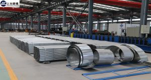 High Strength Galvanized C and Z Purlin for Workshop/Warehouse
