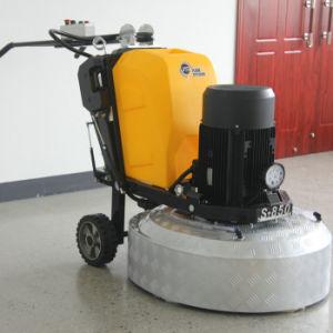 China S750 Planetary Terrazzo Concrete Floor Grinder Polisher for Sale - China Concrete Floor Grinder, Floor Grinder