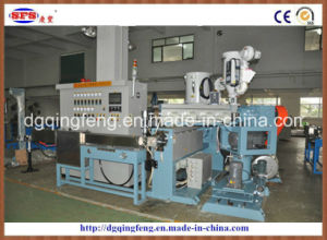 Halogen-Free, Medical Treatment Wire and Cable Extruding Machine pictures & photos