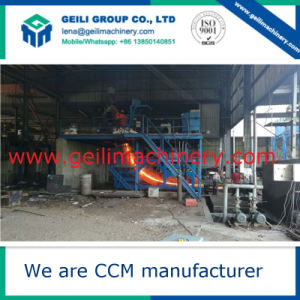 No Need Infrastructure Continuous Casting Machine/CCM pictures & photos