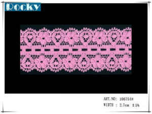 Dress Fabric Lace Fabric and Spandex Lace with Oeko