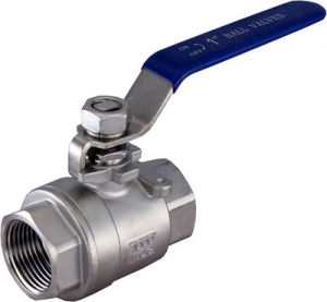 Stainless Steel Full Port Valve pictures & photos