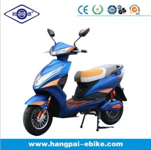 2016 New Style 1000W Adults Electric Motorcycle with Pedals (HP-E915)