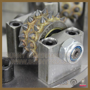Diamond Bush Hammer for Litchi Surface, Bush Hammer Plate pictures & photos