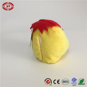 Emotion Yellow Hand Grab Throw Fun Game Sounds Plush Toy pictures & photos