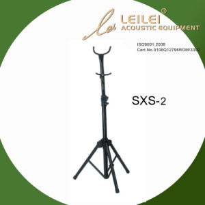 Height Adjustable Saxaphone Stand (SXS-2) pictures & photos