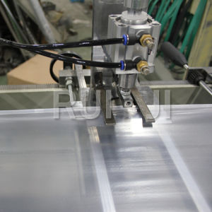 Automatic PE/PP Zip Lock Bag Making Machinery pictures & photos