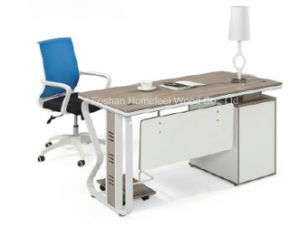 Modern Design Wooden Small Staff Table Computer Desk (HF-DA014) pictures & photos