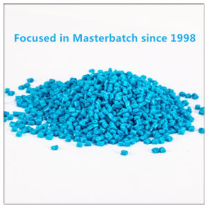 Plastic Blue Masterbatch for Injection