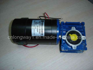 Nmr Worm Gear Motor (90ZYT-101RV030) for Industrial Machinery pictures & photos
