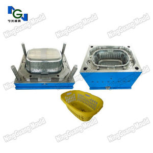 Plastic Mold for Fruit Storage Basket/Holder/Tray pictures & photos