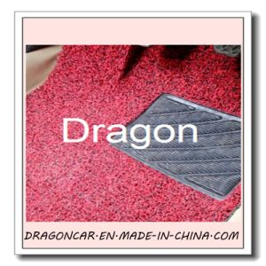 PVC Mat with Spike Backing PVC Car Floor Mat pictures & photos