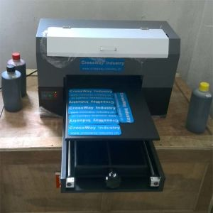 Mobile Phone Case Printer with A3 600mm High Speed