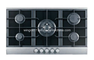 New Model 5 Burners Gas Stove