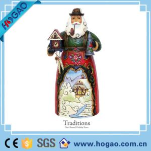 2016 Newest Xmas Items Decoration Resin Snowman Resin Figurine pictures & photos