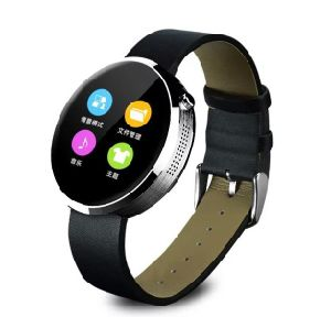 Smart Watch Bluetooth Phone Wrist Watch Round Display Heart Monitor pictures & photos