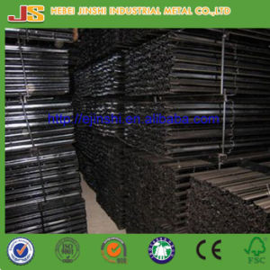 Australia Market 1.65m Black Bitumen Coated Y Shaped Fence Post pictures & photos