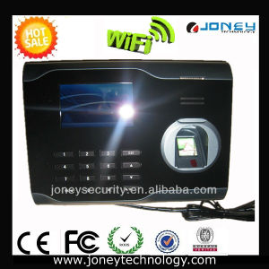 3 Inch TFT Color Display WiFi Fingerprint Time Attendance Built in Bell Scheduling pictures & photos