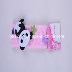 Pink Hair Ribbon, Panda Adornment Modelling, Children Hair Ribbon, Fashion Hair Accessories, Hair Band, Fashion Headband, Tiaras