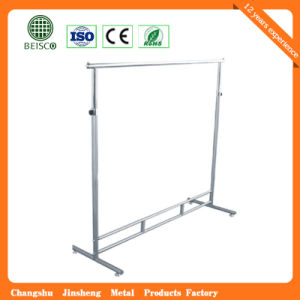Metal Decoration High Quality Display Clothes Stand pictures & photos
